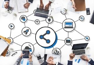 Notre prestation Social Média Optimization